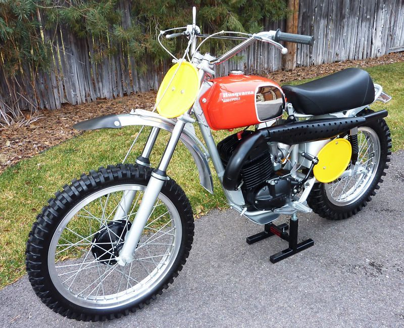 Husqvarna : 400 8-Speed / Malcolm Smith in Husqvarna | eBay