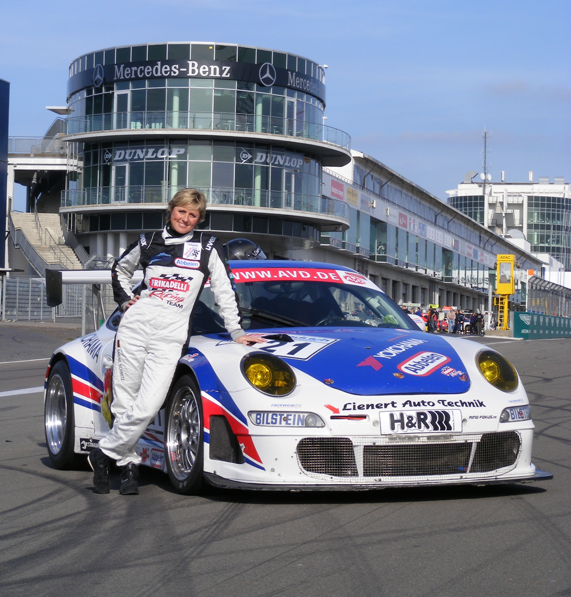Sabine Schmitz continues to expand her awesome career to