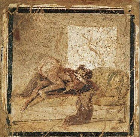 pompeii erotic secret