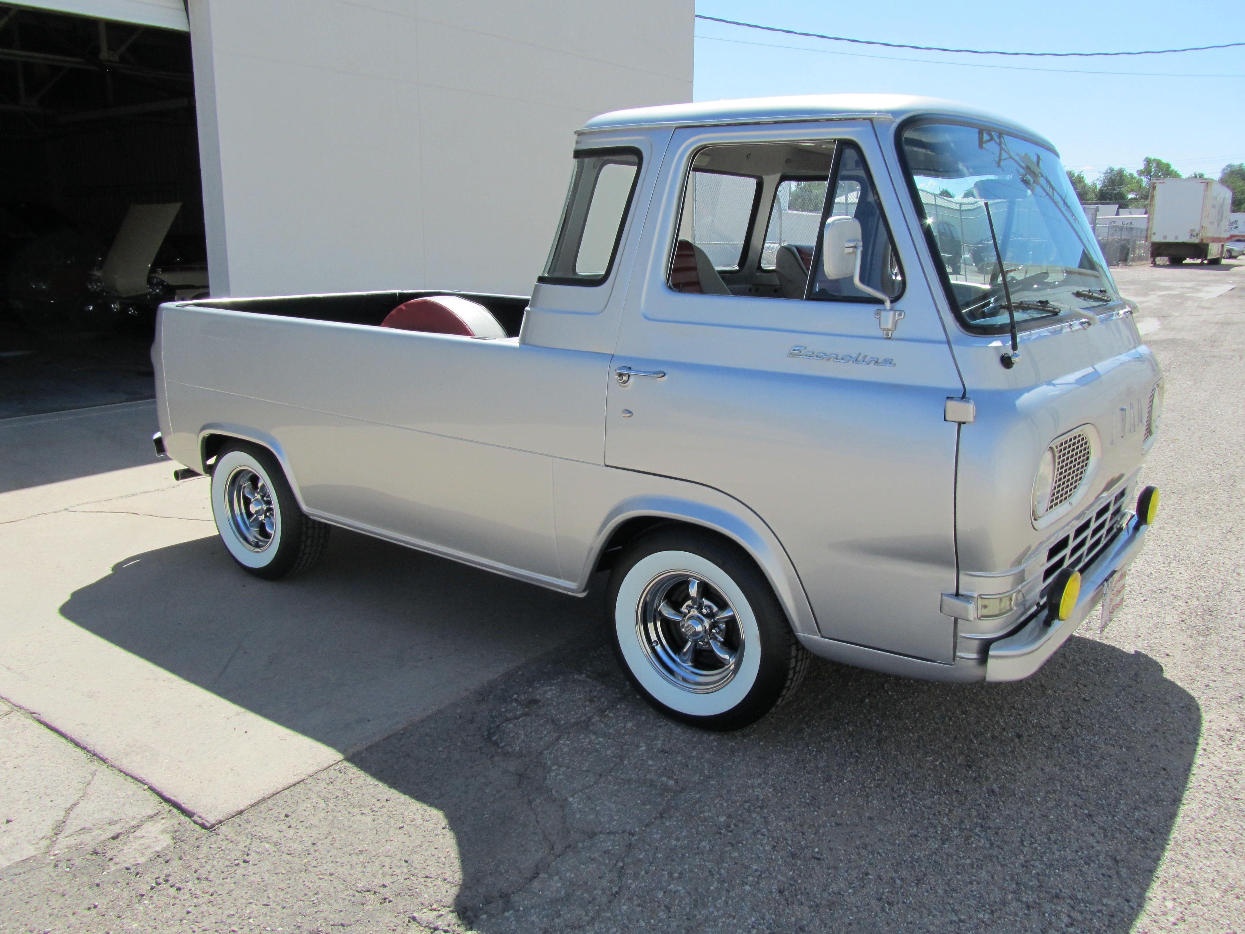 1961 ford econoline pickup cab corner windows presented as lot at denver co 2015