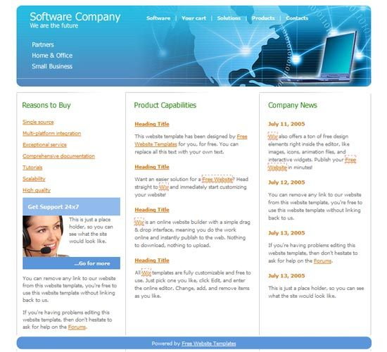 Business templates iwork businesssample example free joomla business business templates iwork businesssample example free joomla business tsample example html business templates business templates wajeb Image collections