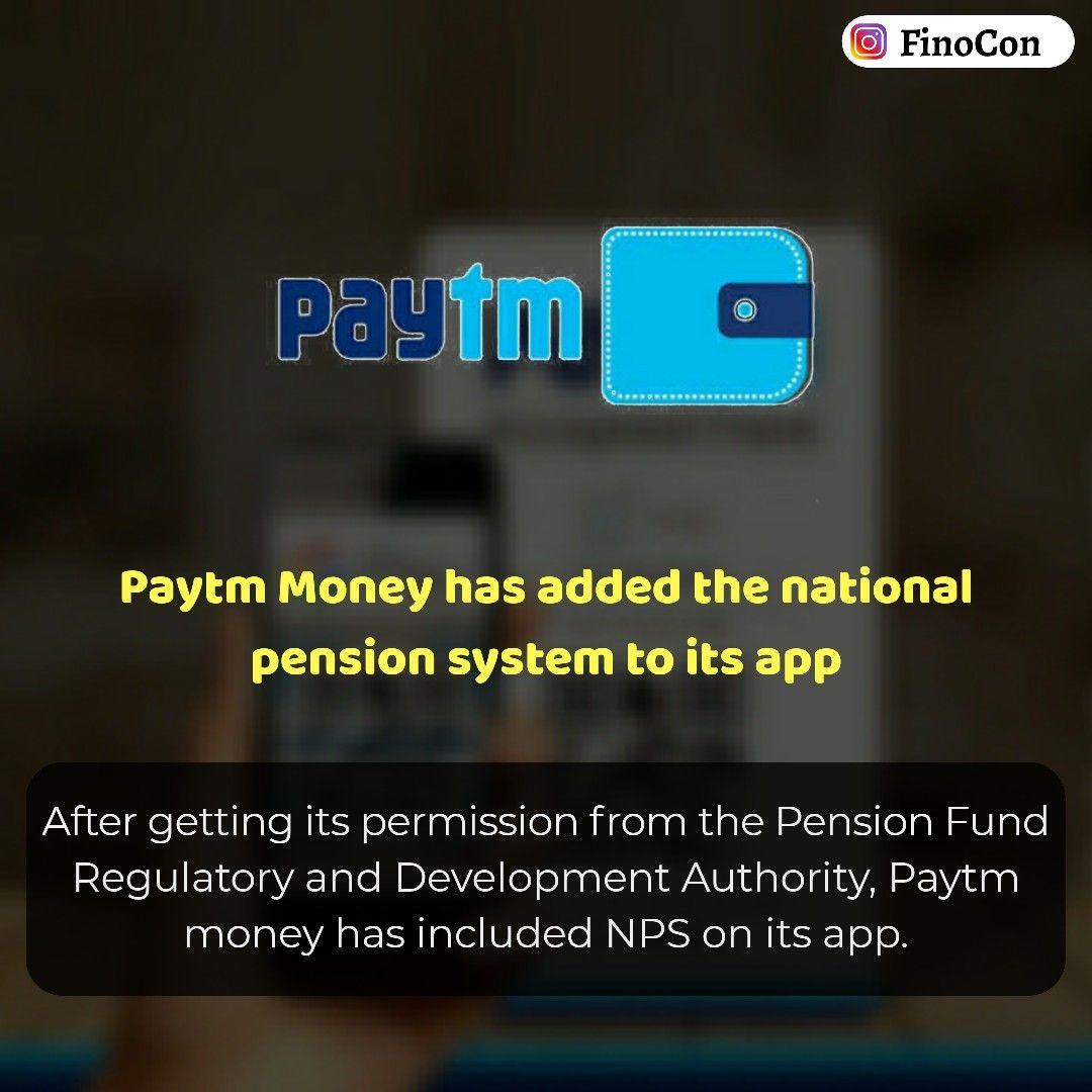 Pin by Finoconindia on Finoconindia in 2020 Pension fund