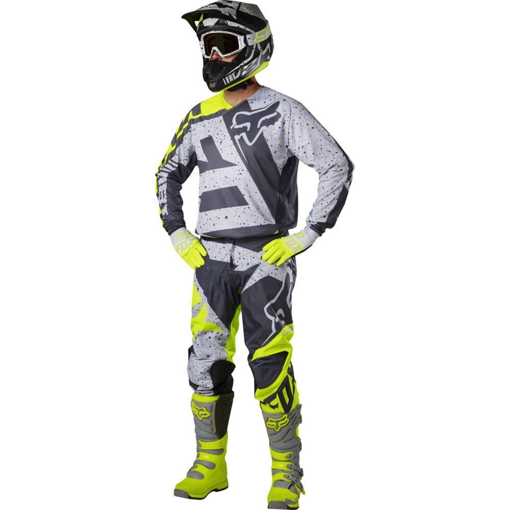 Details about Fox Racing Mens Comp Dirt Bike Boots Motocross ATV MX