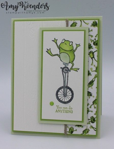 Stampin' Up! So Hoppy Together Sale-a-bration Sneak Peek #stampmaking