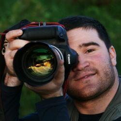 The photographer Vadim Onishchenko
