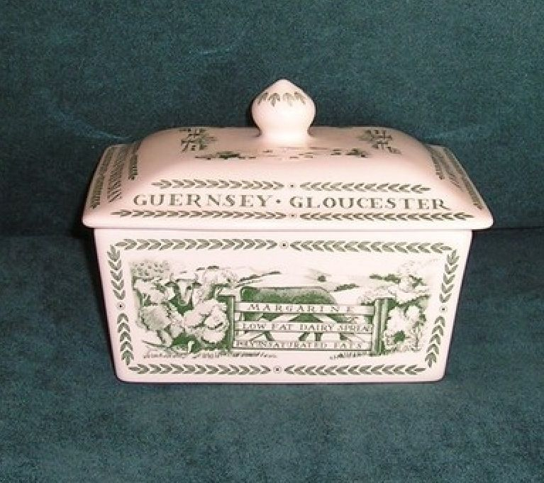 Emma Bridgewater National Trust Country House Collection Butter Dish Emma Bridgewater Pottery Emma Bridgewater Pottery Cafe