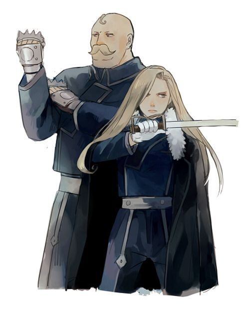 Fullmetal alchemist brotherhood Fullmetal-alchemist ...