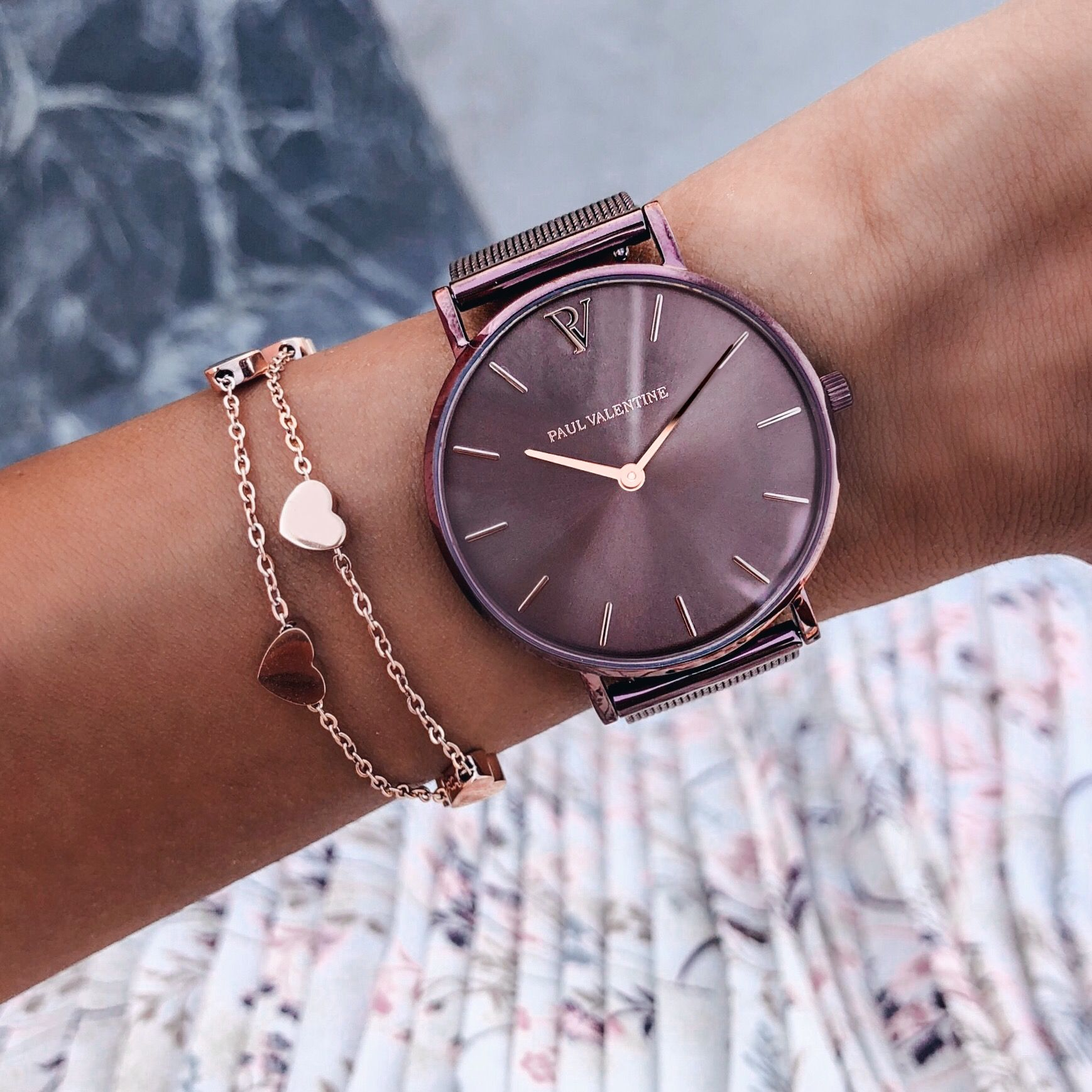 Coffee Marble Fancy Watches Trendy Watches Watches Women Fashion