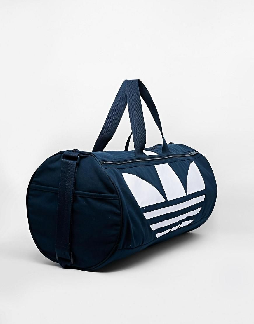 c0c18a34d93 adidas Originals | adidas Originals Canvas Duffle Bag at ASOS ...