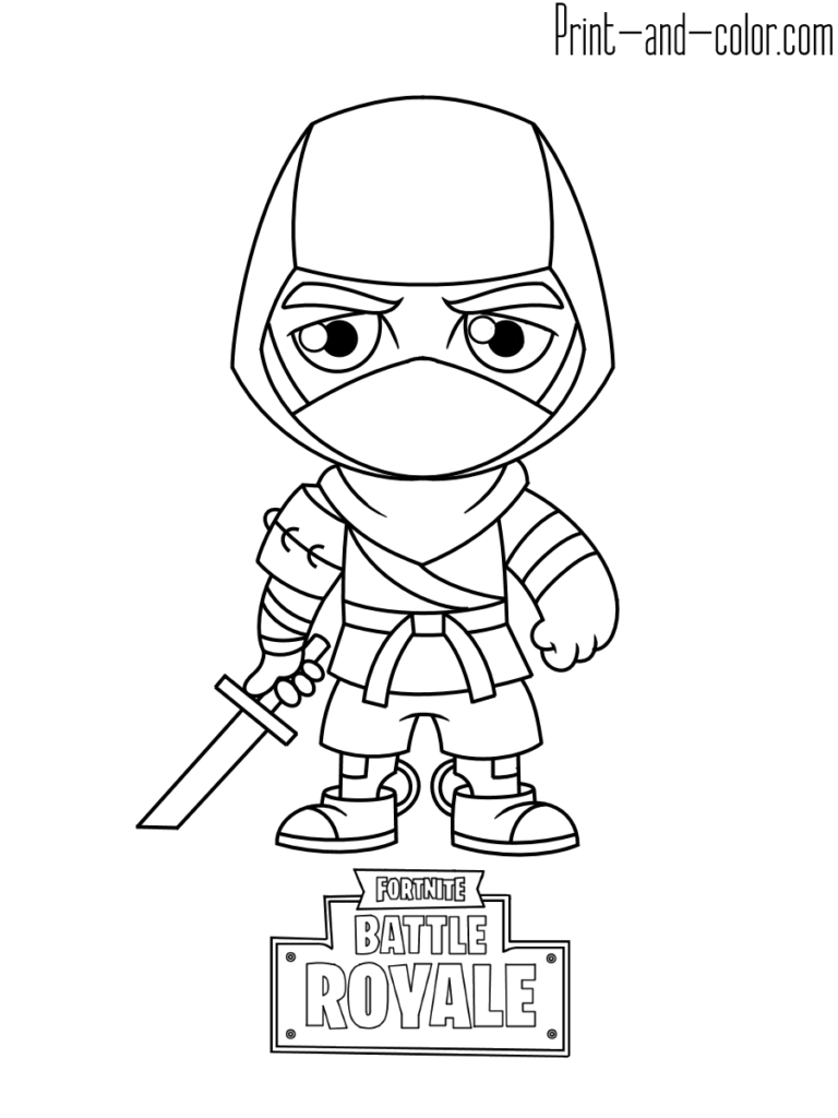 Fortnite Coloring Pages Print And Color Com Coloring Pages Bear Coloring Pages Coloring Pages For Boys