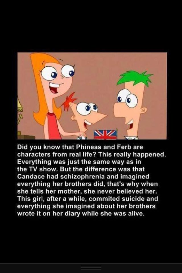 That would Phineas and ferb fuck their mom