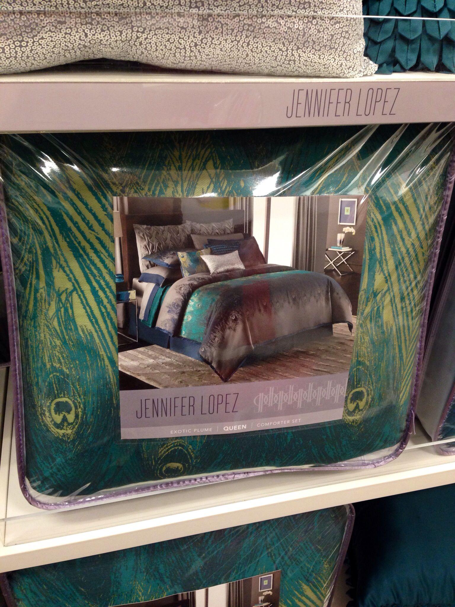 JLo Peacock Bedding set   Bedrooms Etc   Pinterest ...