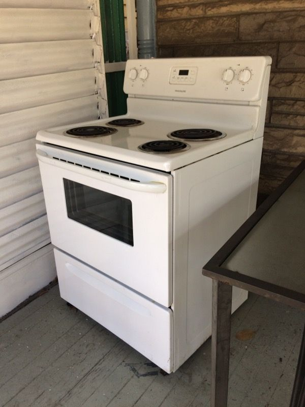 Used Normal Wear Used Stove For Sale By Owner Works Great But