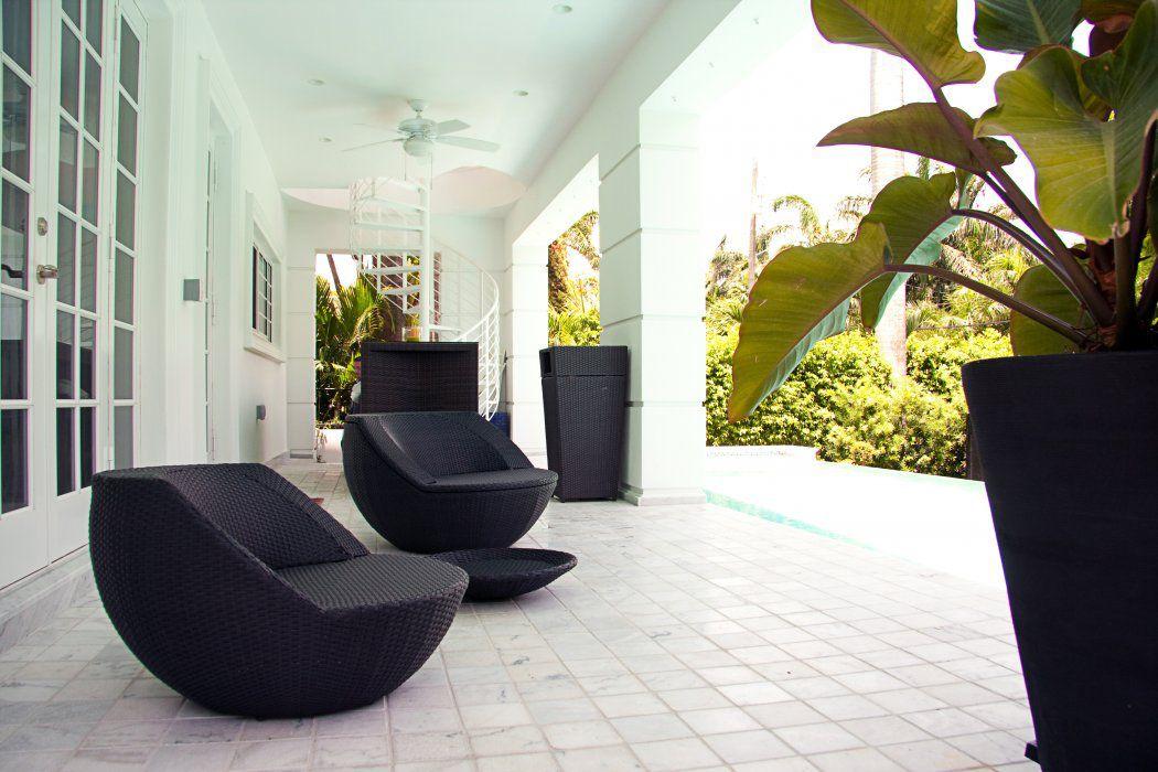 Modani Modern Outdoor Furniture Chicago