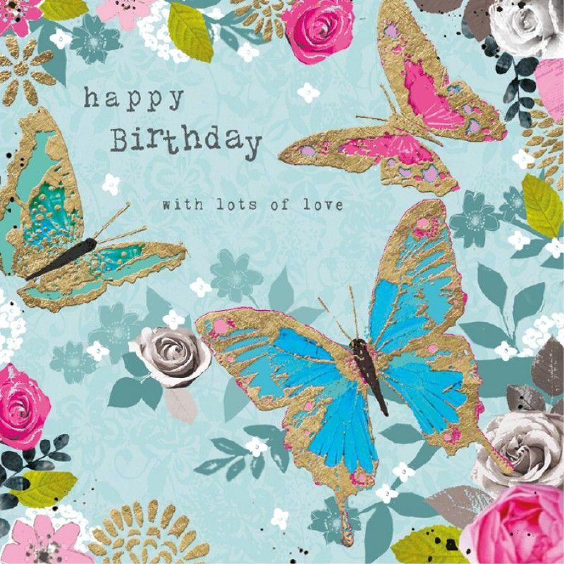 Happy Birthday with lots of love Happy birthday