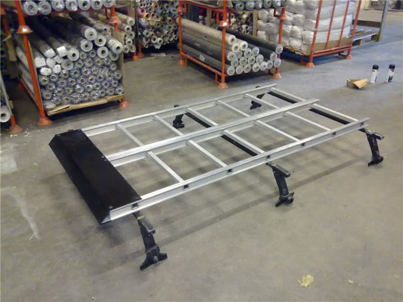 Homemade Roof Rack Roof Rack Roof Roofing