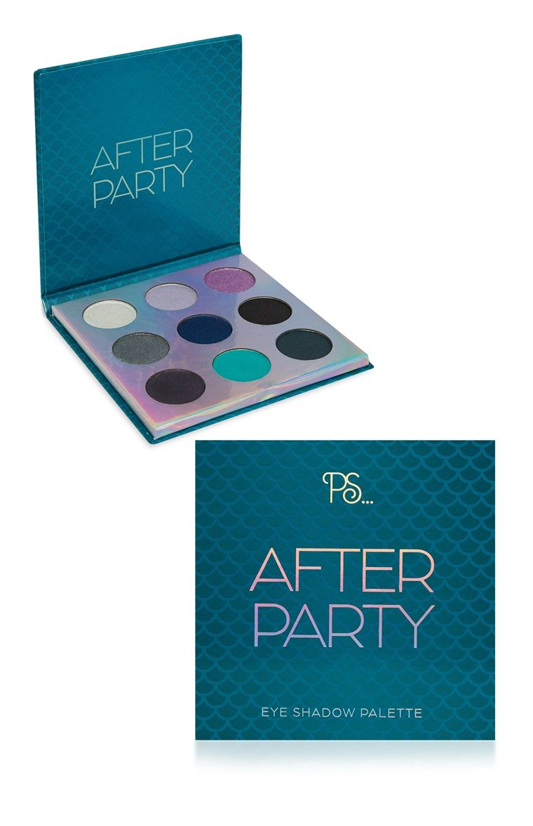 Primark After Party 9 Shade Palette