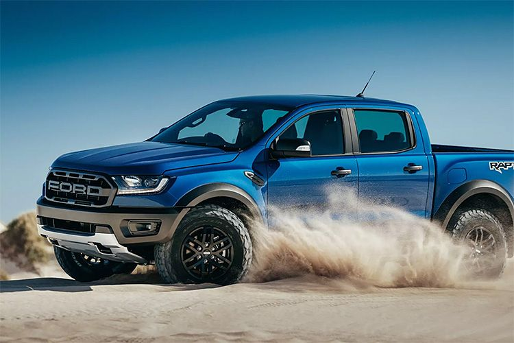 For 2019 Ford Turned A Ranger Into A Raptor Ford Ranger Raptor Ford Ranger 2020 Ford Ranger