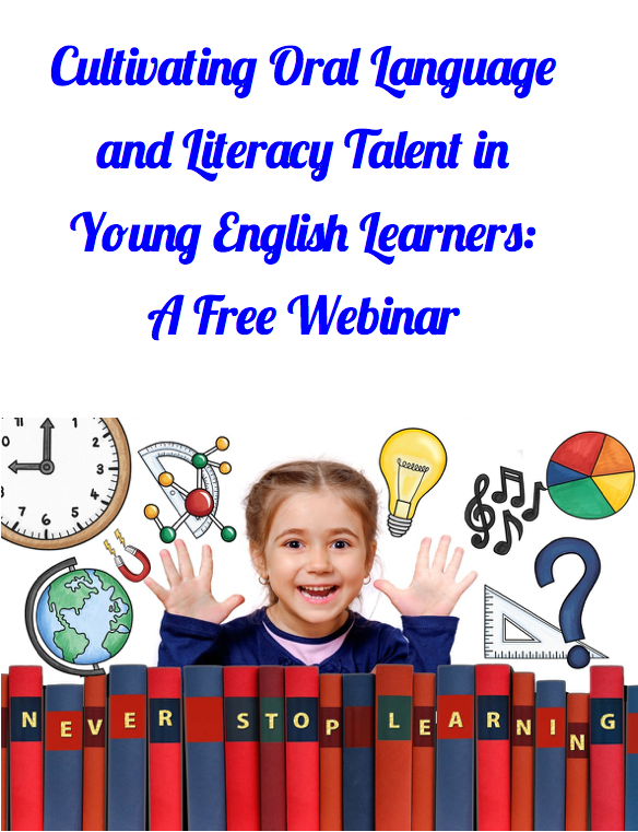 Free webinar: Cultivating Oral Language and Literacy ...