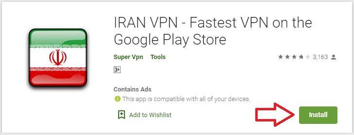 IRAN VPN For PC Free Download Windows 10, 8, 7 & Mac