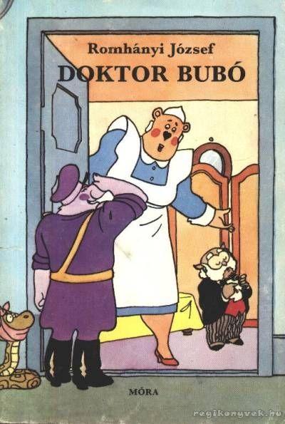 Romhányi József - Doktor Bubó 1981