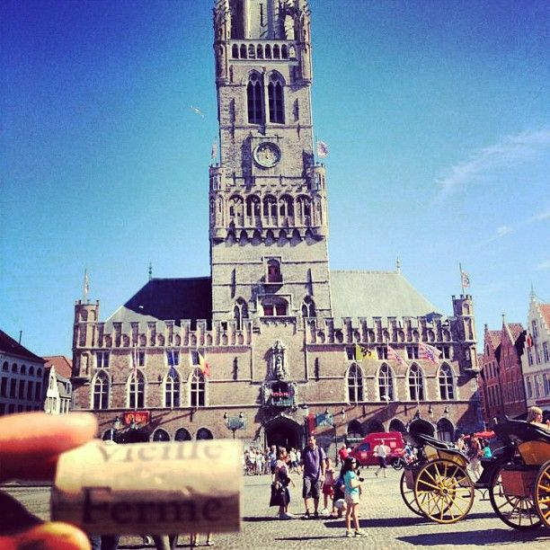 With love from Bruges!