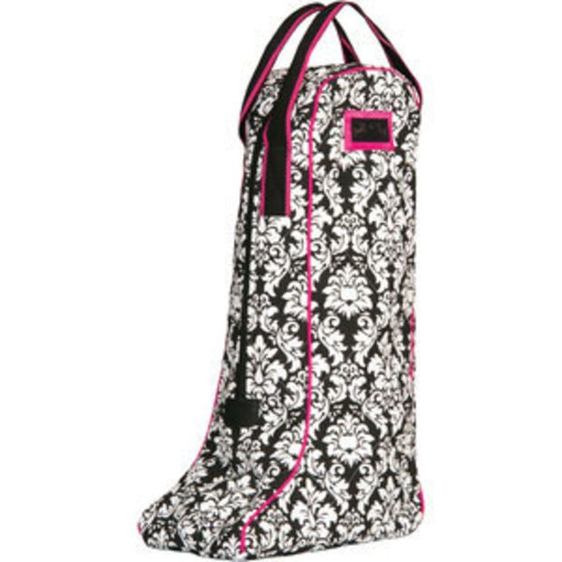 Equine Couture Damask Boot Bag Dover Saddlery