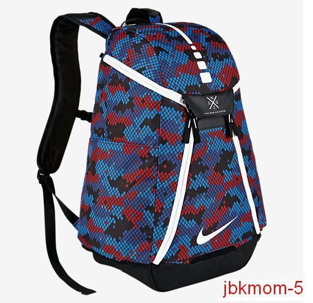 Nike Hoops Elite Max Air Team 2.0 Graphic Basketball Backpack BA5260-406  PP001 9271f40bf6184