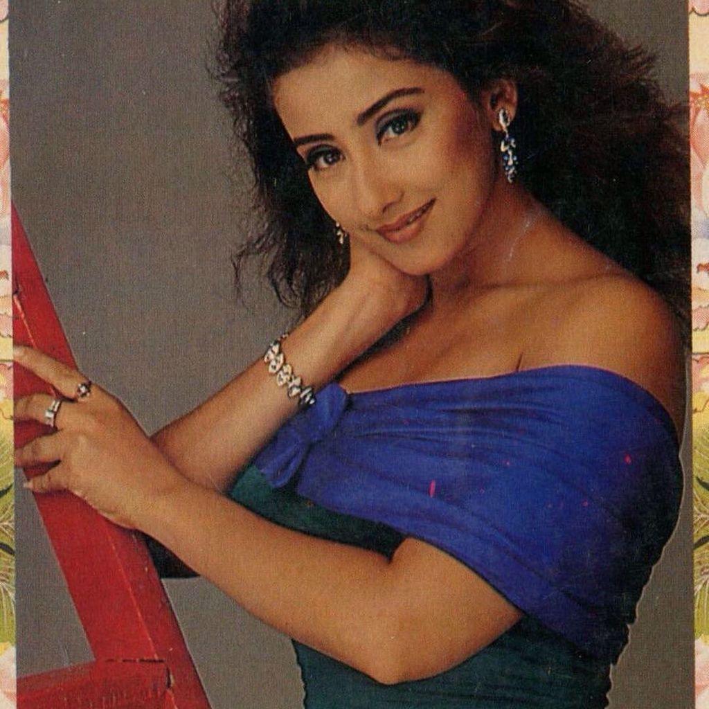 Manisha Koirala Young Photo
