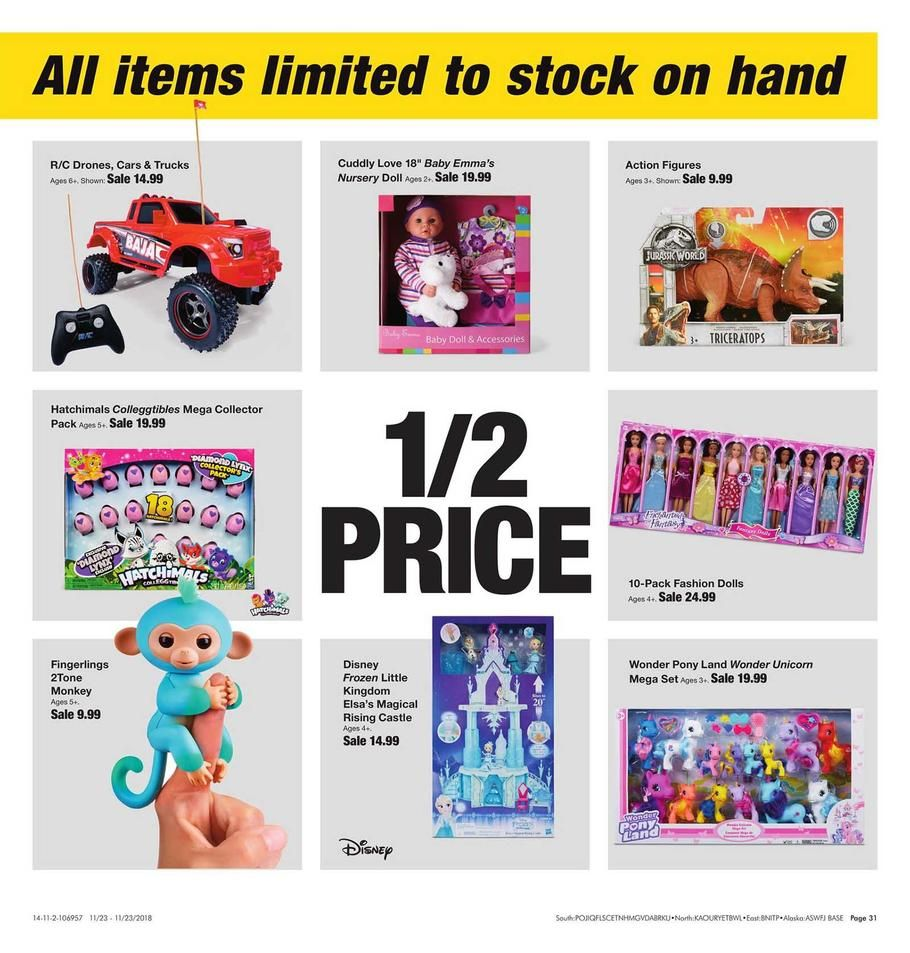 Fred Meyer Black Friday 2018 Ads And