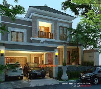 hasil gambar untuk gambar rumah tropis modern 1 lantai 3