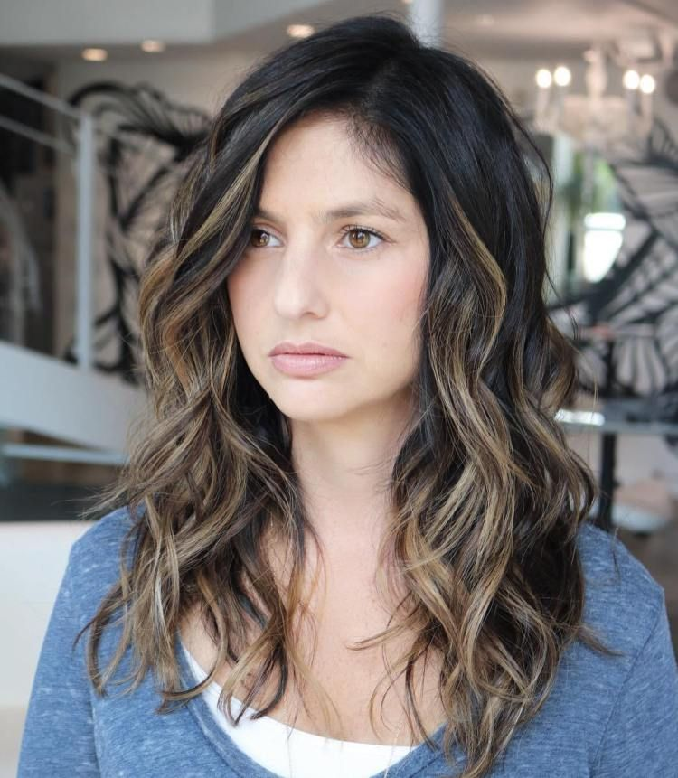 Hairstyle For Long Wavy Hair Women tutorials hairstyle