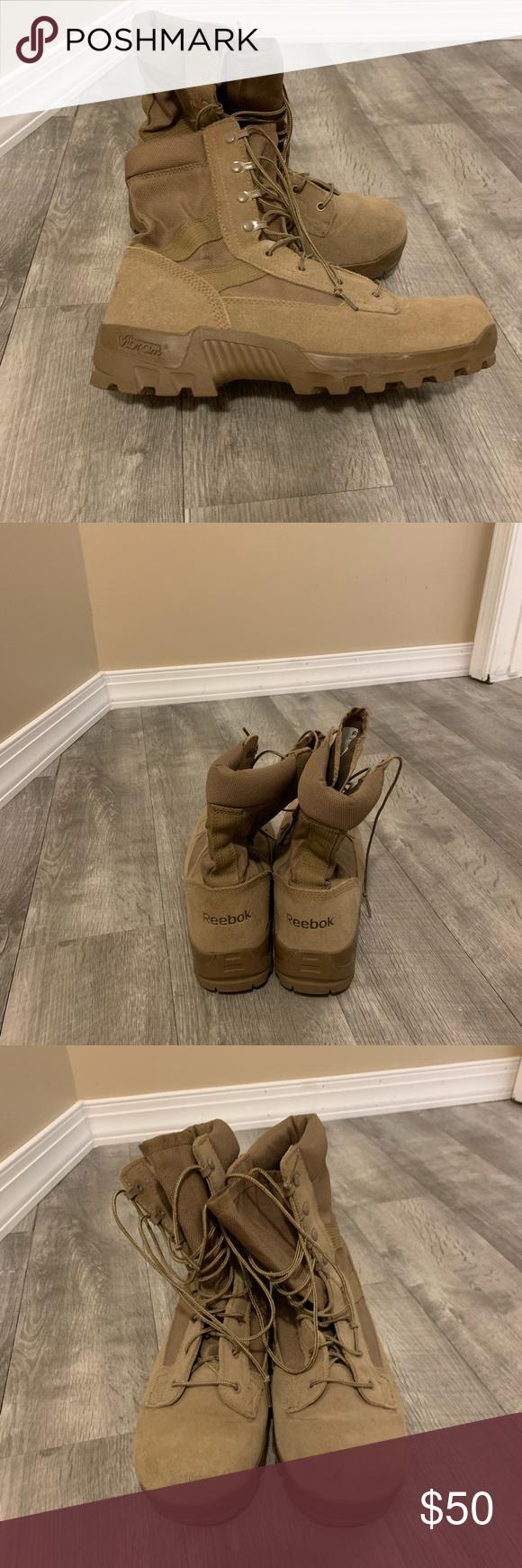 Men S Combat Boots Coyote Brown In 2020 Combat Boots Combat Boots Men Boots
