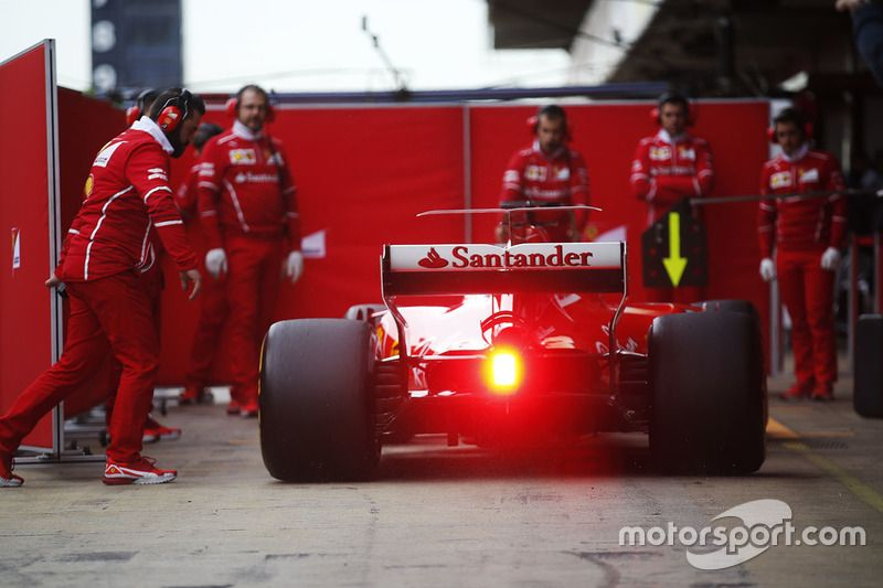 Good Sebastian Vettel, Ferrari SF70H