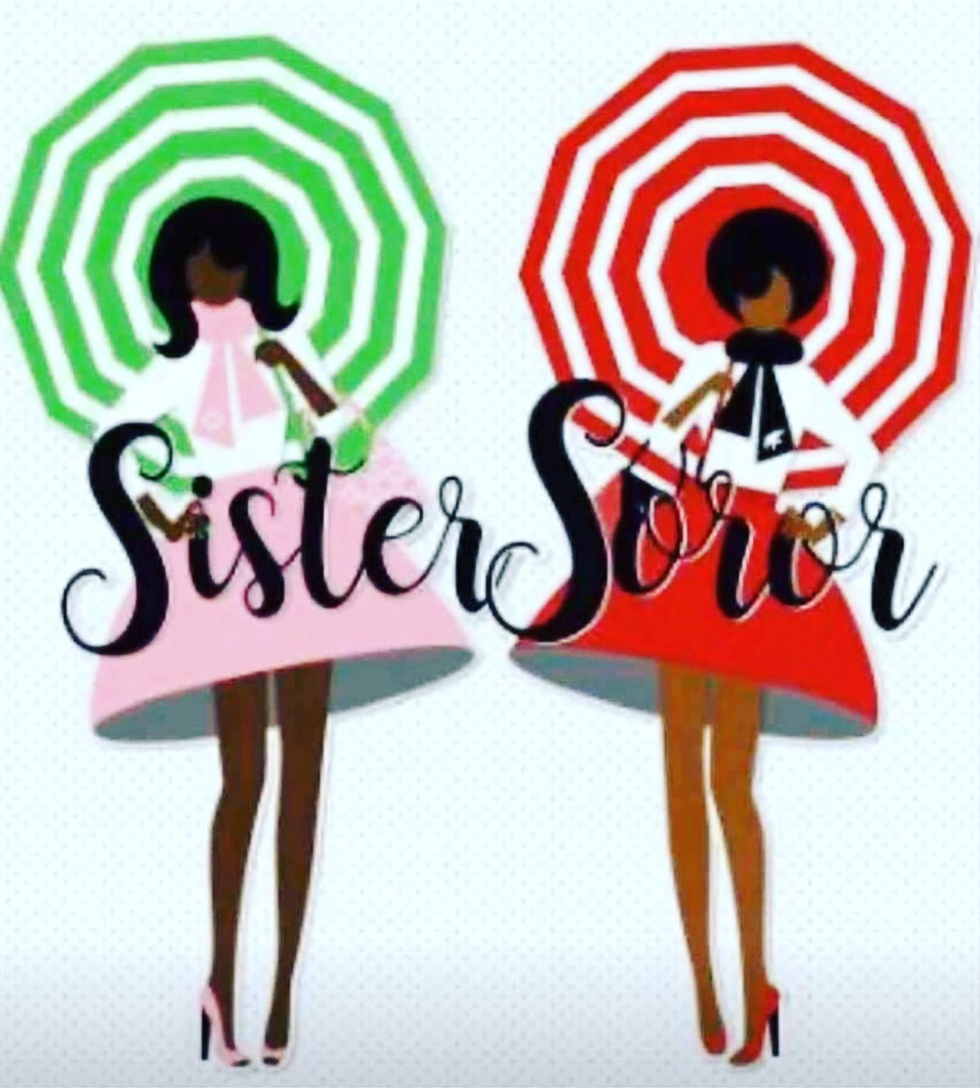 Happy Founders Day to the ladies of Alpha Kappa Alpha Incorporated!