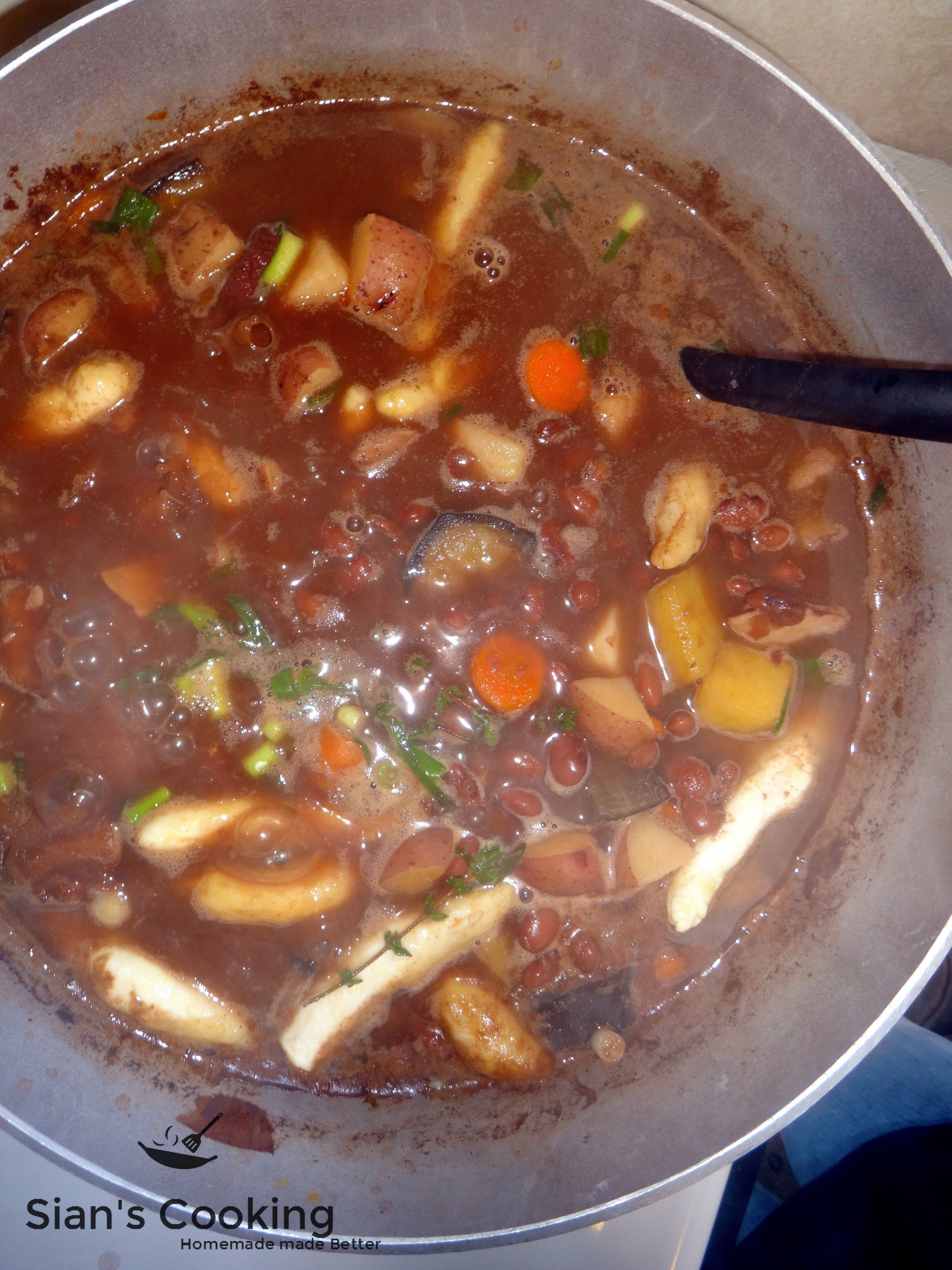red peas soup recipe  red peas soup recipe jamaican