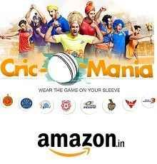 Amazon Cric-O-Mania Offers Sale : Buy All Products at big Discount - Best Online Offer