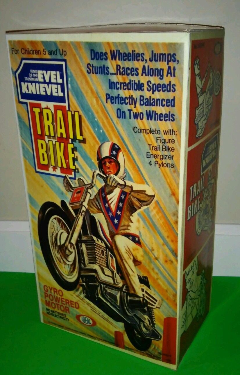 Idea repro box for vintage toy
