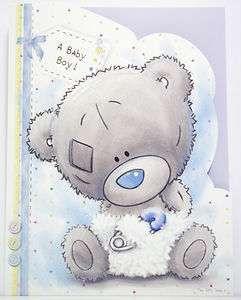 Baby Safe Me to You Tiny Tatty Teddy Cutest Little Boy Bear