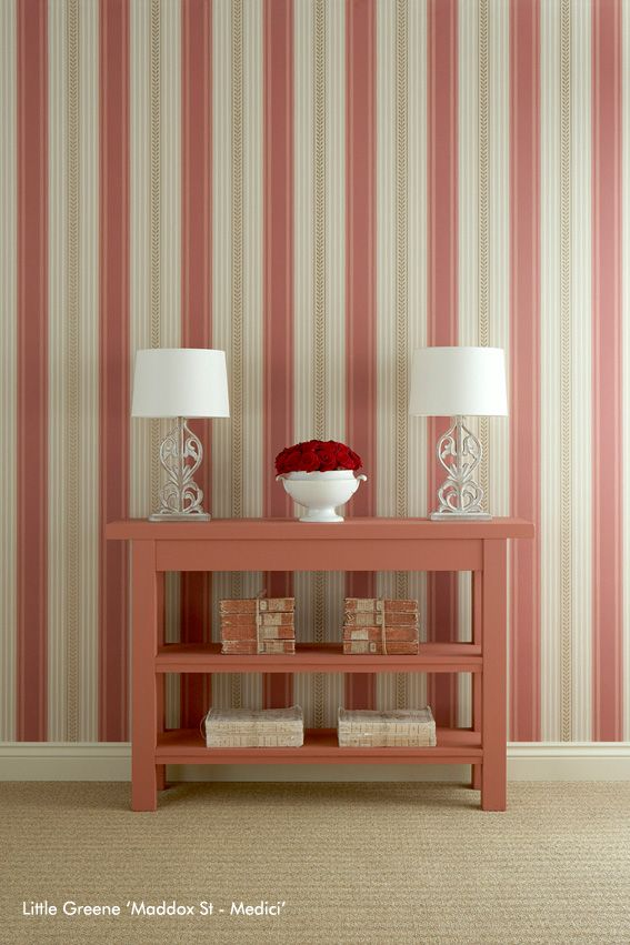 Little Greene | Biggelaar | Wallpaper | Interieur | Wonen | Behang ...