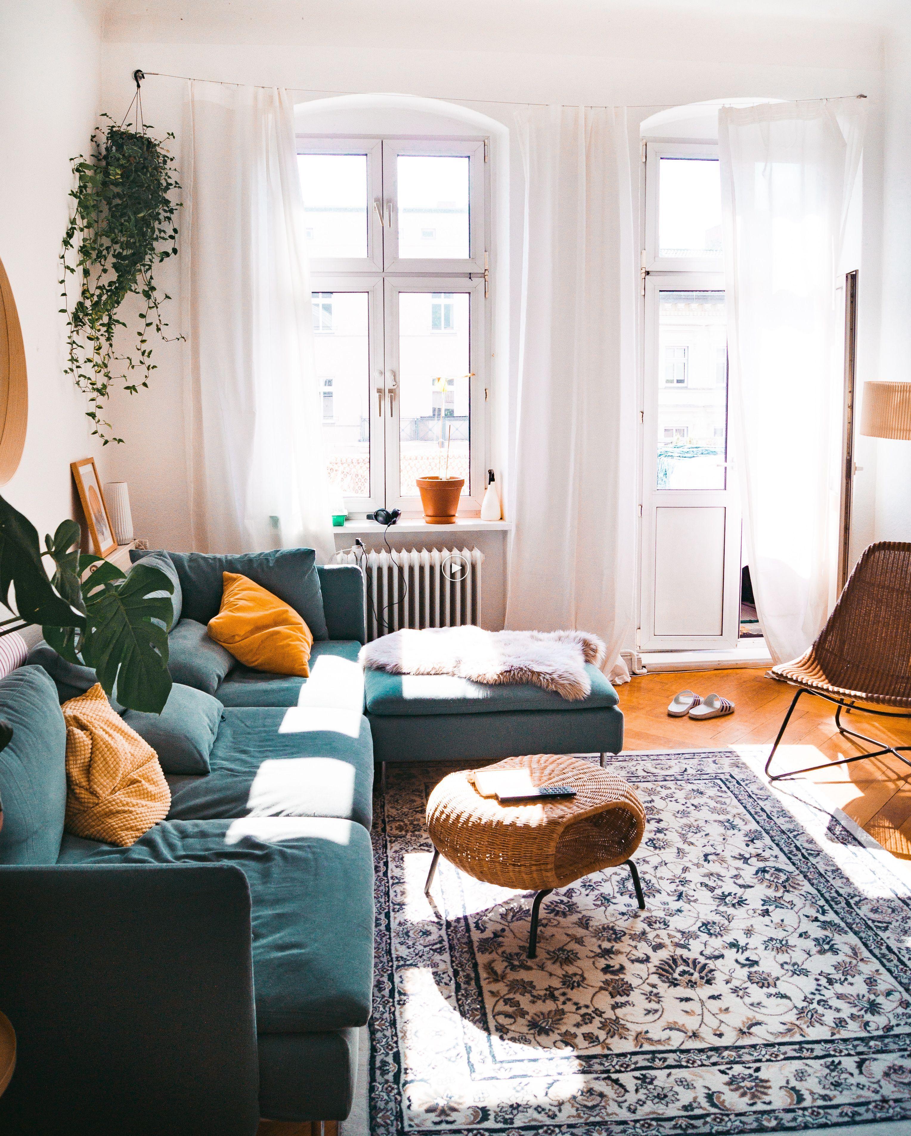 En Visite Chez Nous Fridlaa Salon Ideesdesalon Salondecoration