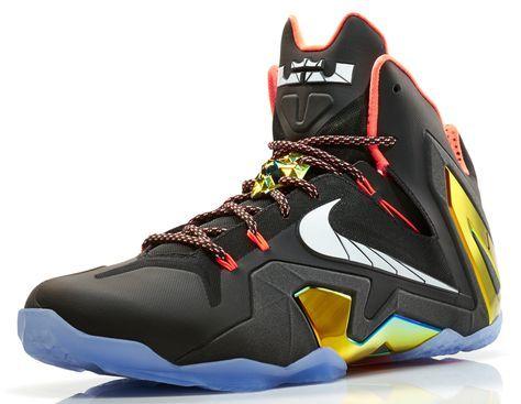 Nike Basketball \u201cGold\u201d Pack: LeBron 11 Elite, Kobe 9 Elite \u0026 KD
