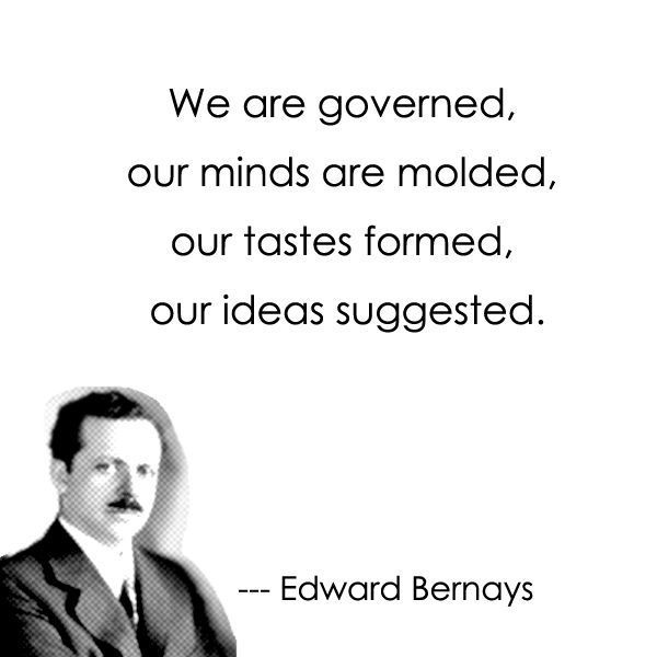 Eddie Bernay Propaganda Edward Philosophy Essay Essays