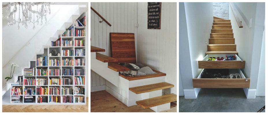 Inrichten kamer kleine kamer woonkamer inrichten ruimte onder de trap t huis en tuin - Kleine moderne woonkamer ...