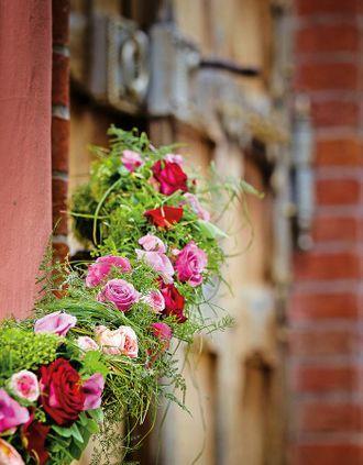 Deko Kirche Aussen Hochzeit Pinterest Blumen Hochzeit