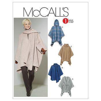 Mccall Pattern M6209 Y (Xsm-Sml-Mccall Pattern   Sewing patterns ...