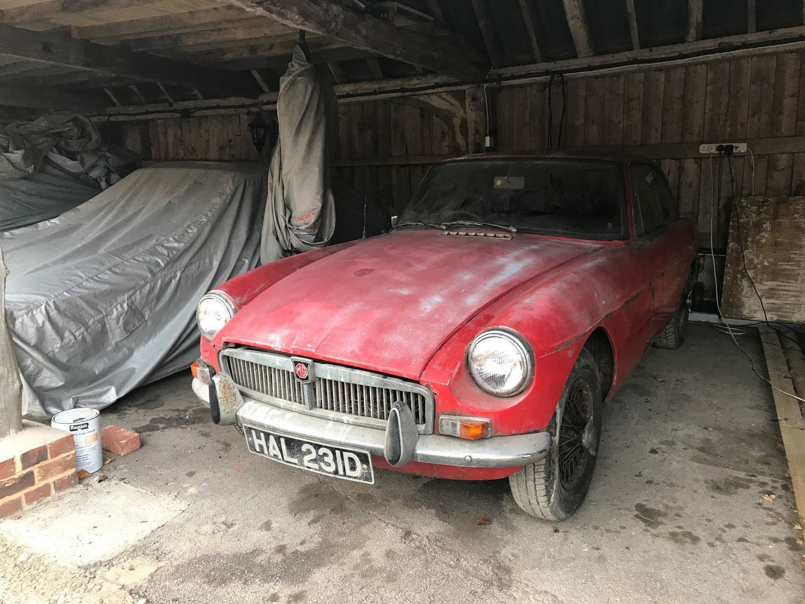 Ebay 1966 Mgb Gt Early Car No Reserve Classicmg Mg Mgoc Car Classic Cars Ebay