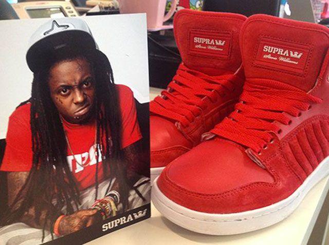 Lil Wayne X Supra S1W