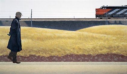 alex colville paintings | alex colville through february 20 2011 the art gallery of nova scotia