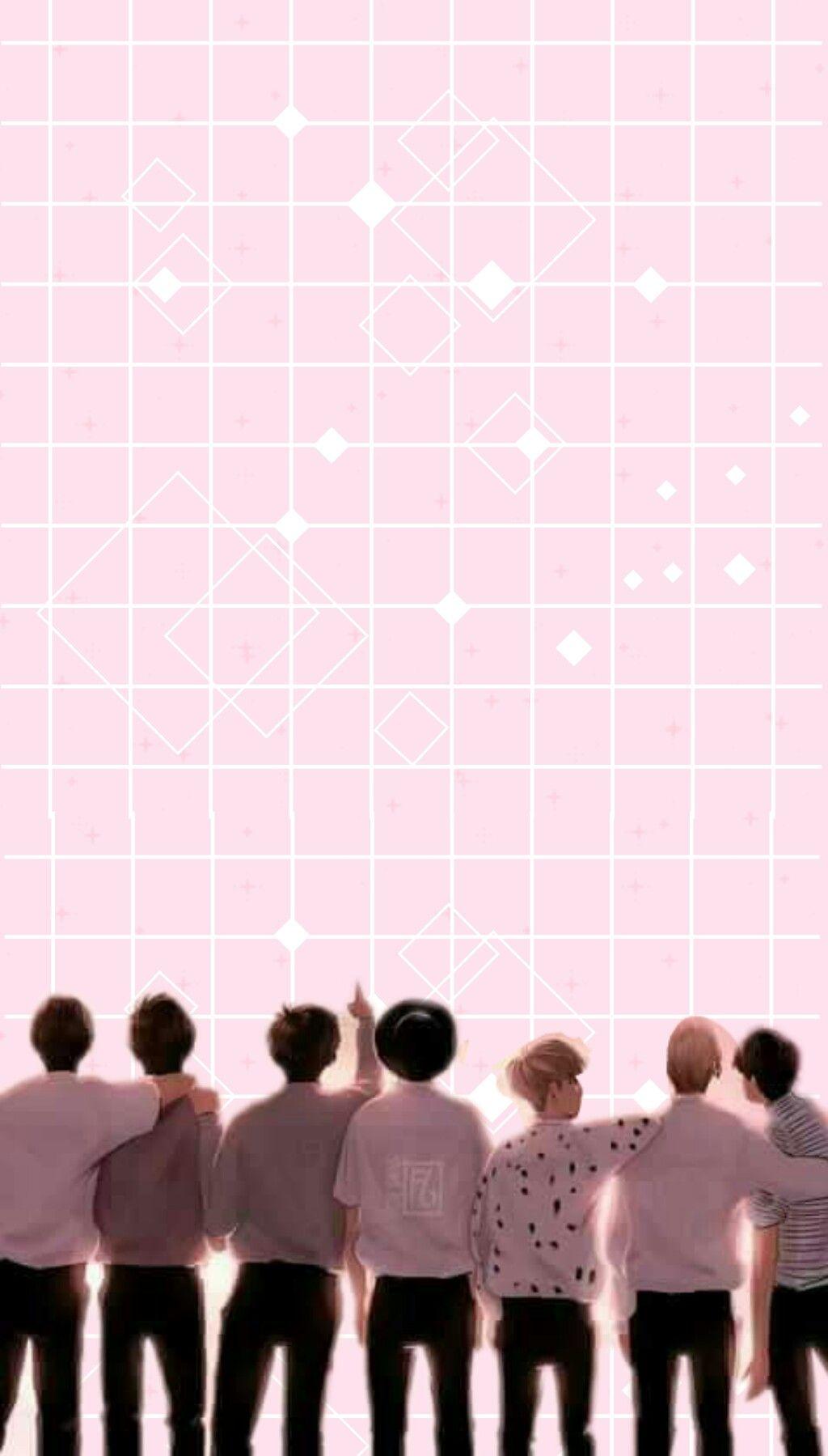 Unduh 900+ Wallpaper Bts Pink  Paling Keren